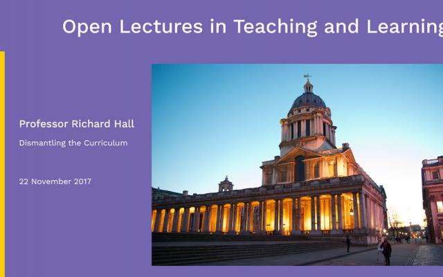 slideshow 1000x600 hall open lectures teaching learning assessment