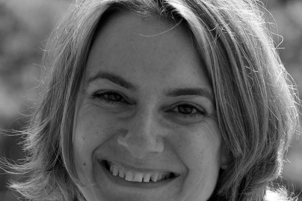 black and white profile picture marion manton