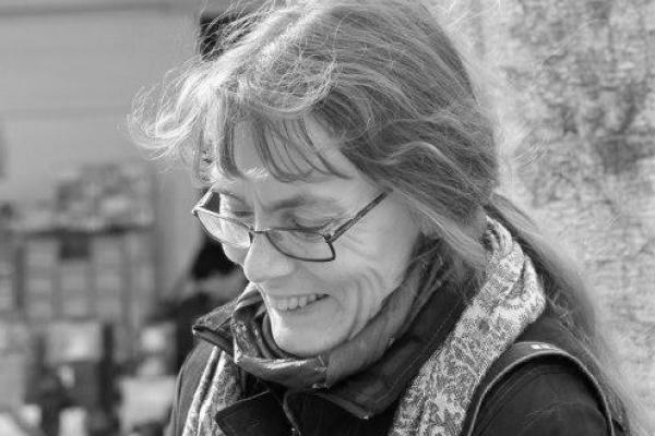 black and white profile picture ylva berglund prytz