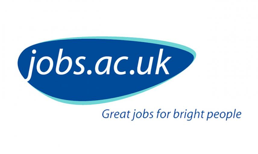 Logo jobs.ac.uk Great jobs for bright people