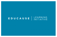 Educause Learning Initiative logo