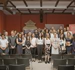 Group photo of winners of #OxTALENT2018 awards at the University of Oxford